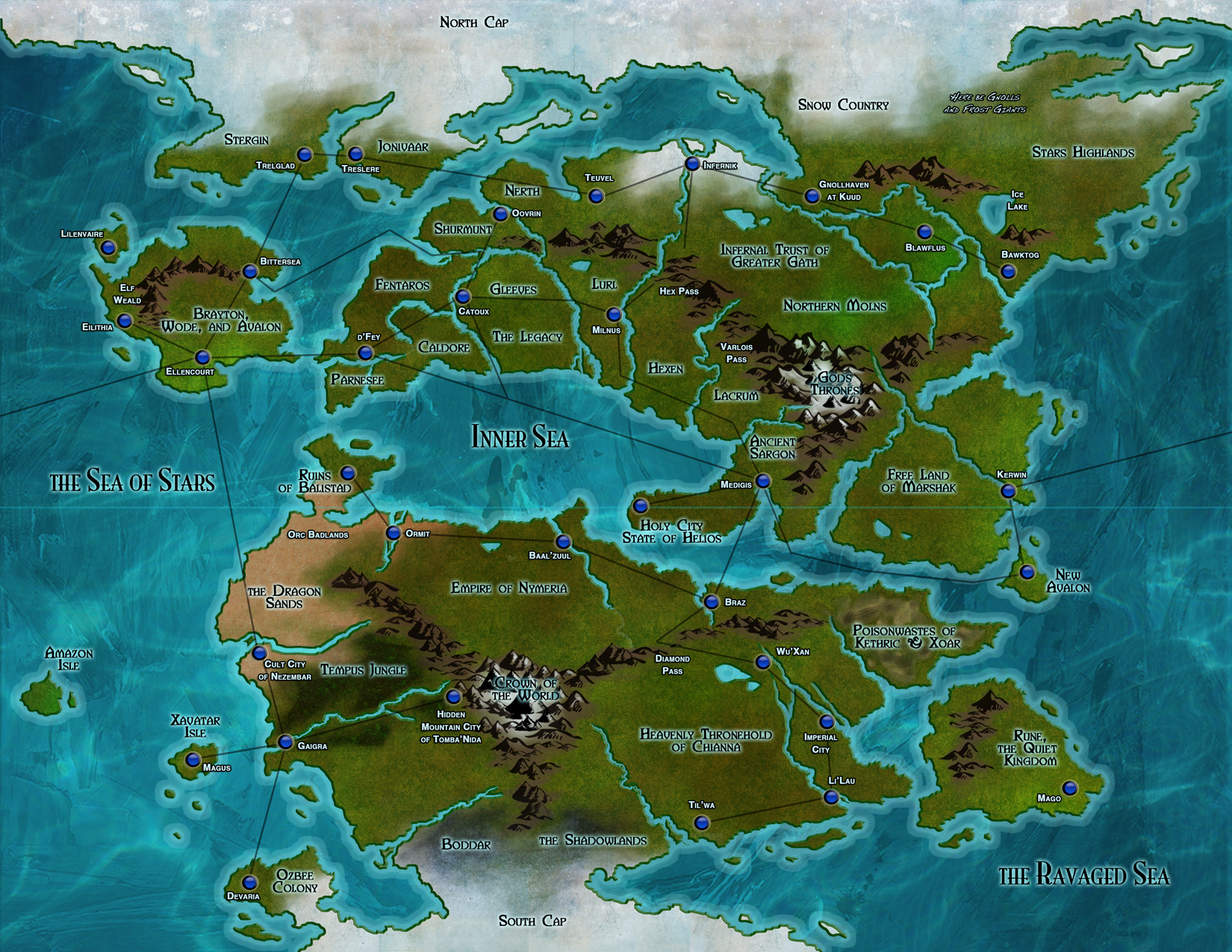Radiance rpg any fans looks like a dungeons and dragons 354 hybrid httpradiancerpgworldmap smallg gumiabroncs Image collections